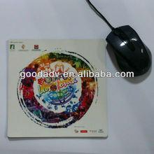 Offerta speciale oem eva mouse pad/schiuma galleggiante mouse tappetiniperauto/epossidica mouse pad