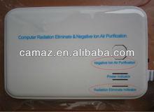 Computer Radiation Eliminator & Negative ion air purification