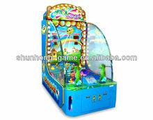 ticket game machine chase duck