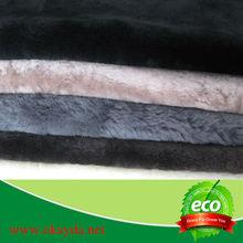 Real Sheep skin fur Plate