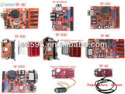 led display control card/TF kontrol karti/led module control card rs232/U disk control card wholesale