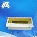 Caja del medidor eléctrico, manera 13-15 de plástico caja de distribución, recinto
