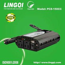 continue power 150W ac dc inverter car PC8-150CC