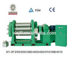 Calendering machine/3 roll calender