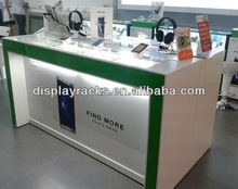 Popular style retail and shop mobile phone counter or stand