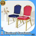 Hotel banquete metal ferro cadeira para hotel xym-g44