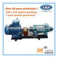 horizontal bomba centrífuga multiestágio motor diesel para irrigação