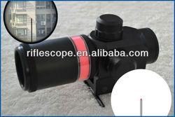 2x28 Fiber Rifle Scope