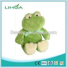plush toy speaker frog