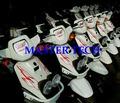 Yamaha bws 50/100 scooter utiliza