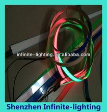 Drum decoration colorful el tape with multi-color/1*100 cm colorful light el tape