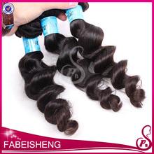 high quality natural color 100% human hair 5A grade cheap virgin hair