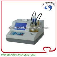 automatic columetric karl fischer titrator
