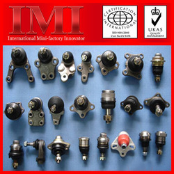 Heavy Duty Automotive Rubber Steel Small Locking Swivel ATV Car Steering Ball Joint Tie Rod End Bearing Repair Kits Manufacturer