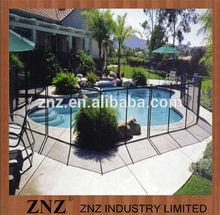 ZNZ Tubular Steel Pool Fence