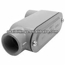 Aluminum Conduit body Type LB 1/2'-4'