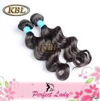 Double drawn very long hair extensions, virgin remy bohyme brazilian hair