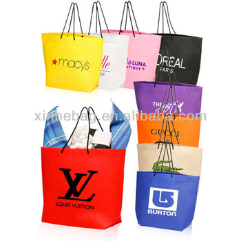 Non-Woven Shopping Bag with test report