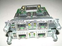 used cisco network module VWIC-2MFT-G703