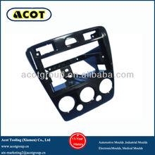 High quality plastic center console plastic moulding auto parts