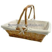 Cheap wicker bread basket wholesale