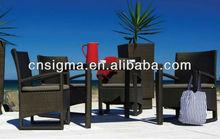 2014 Top Sale La Vita Outdoor Garden Furniture Rattan Conversation Set