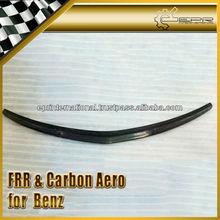 For Mercedes Benz E-Class W212 W207 E-Coupe 2D Rear Trunk Boot Lip Spoiler