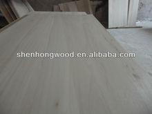 bleached paulownia wood board