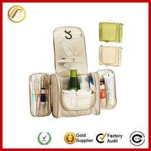 Promotional large hanging travel toiletry bag