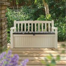 Garden Bench and storage box