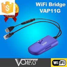 2.4Ghz Wireless Wifi Bridge vonets wifi bridge