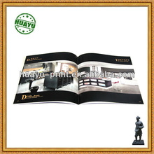 A4 furniture catalogue printing /2014 furniture product catalogue