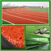 Tennis/ running track synthetic turf for 100%polyester carpet