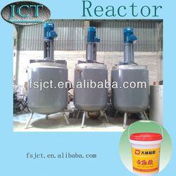 JCT machine for spray neoprene glue