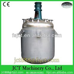 JCT machine for glue skin weft