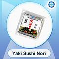 japonés yaki sushi nori asado hoja lavero