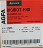 E2UQQ Agfa Digidot HND Imagesetting film 46cm x 60mtr 600BD