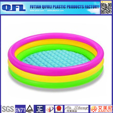 3-ring Round Large Inflatable Pool, Inflatable Swimming Pool, Inflatable Pool