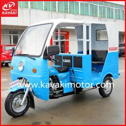 bajaj type three wheeler passenger tricycle auto rickshaw
