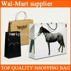 Fashional paper shopping bag