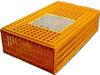 Plastic Live Chicken Cage 98 x 59 x 30 cms