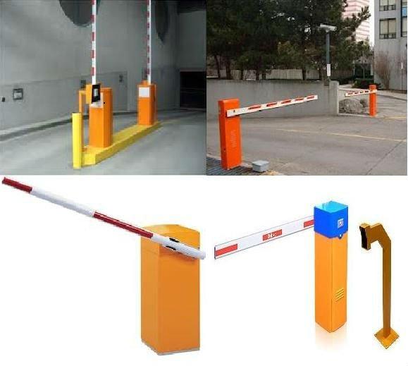 Barrier Gate System/Sistem Palang Automatik