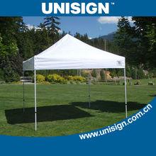 unisign 3x3m de aluminio plegable canopy tienda de campaña