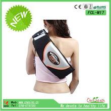 ESINO Vibration Belly Fat Burning Slimming Massage Belt /Sauna Massage 2 in 1 Fitness Belt