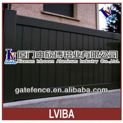aluminum fence and black aluminum fence & aluminium fence slats