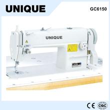 Gc6150 alta velocidad de una sola aguja coser del punto de cadeneta máquina Zoje máquina de coser