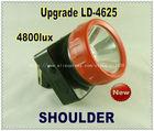 Upgrade LD-4625 cordless mining lights