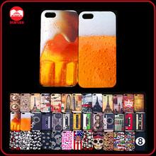 Hot Stylish Fancy Beer IMD Plastic Cheap Hard Case for LG optimus l7 ii dual p715