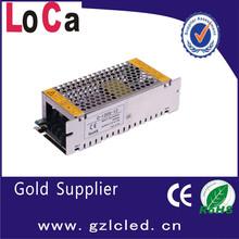 IP20 mini size 12V 120W power supply for led strips