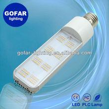 High effiency low price LED PLC 4w/6w/8w E27,G24 with CE,FCC,RoHS